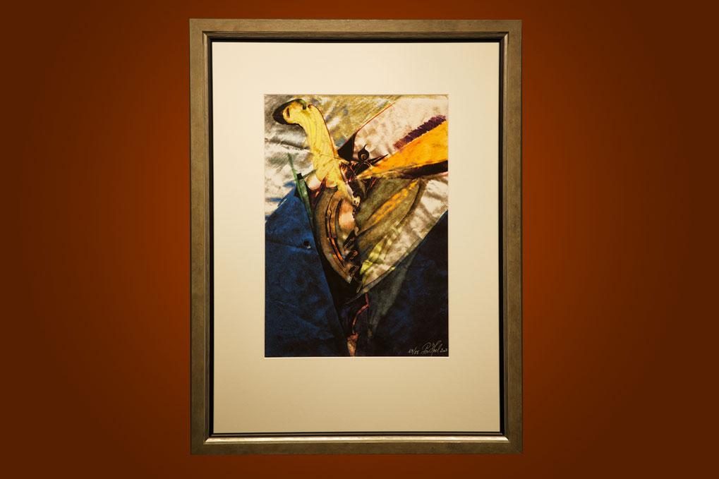 Dagger 59 x 77 cm