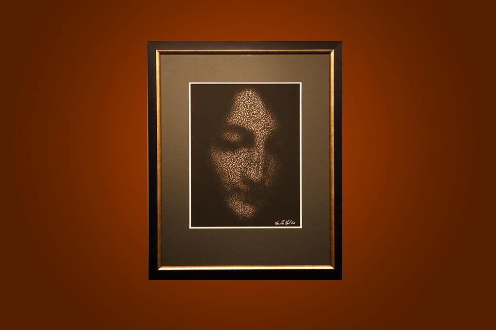 Madonna 59 x 71 cm