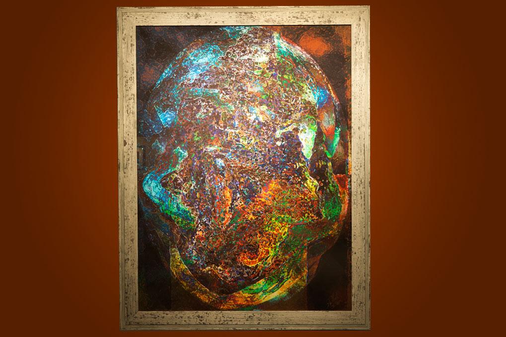Mindfulness 130 x 167 cm