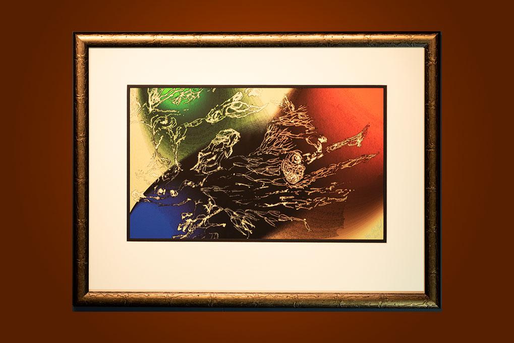 Fairytale 91 x 69 cm